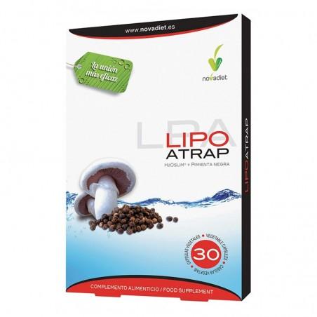 Lipoatrap • Novadiet • 30 cápsulas