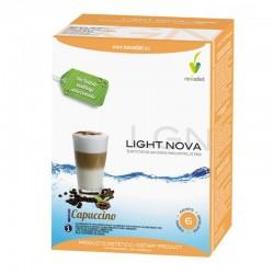 Batido Light Nova Capuccino • Novadiet • 35 g