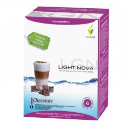 Batido Light Nova Chocolate • Novadiet • 35 g