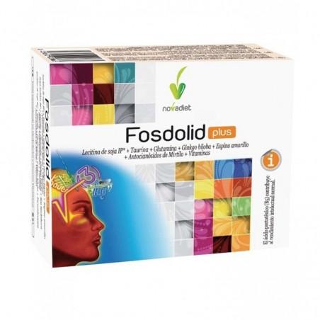 Fosdolid Plus • Novadiet • 60 cápsulas