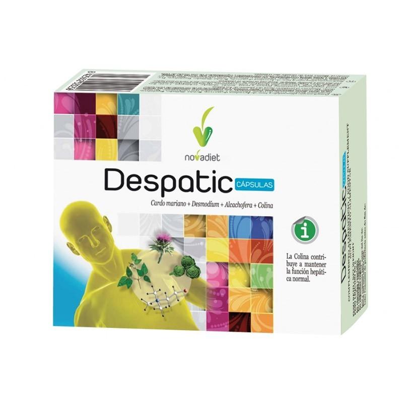 Despatic • Novadiet • 60 cápsulas