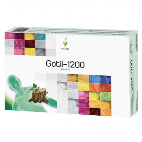 Gotil 1200 Albura de Tilo • Novadiet • 20 viales