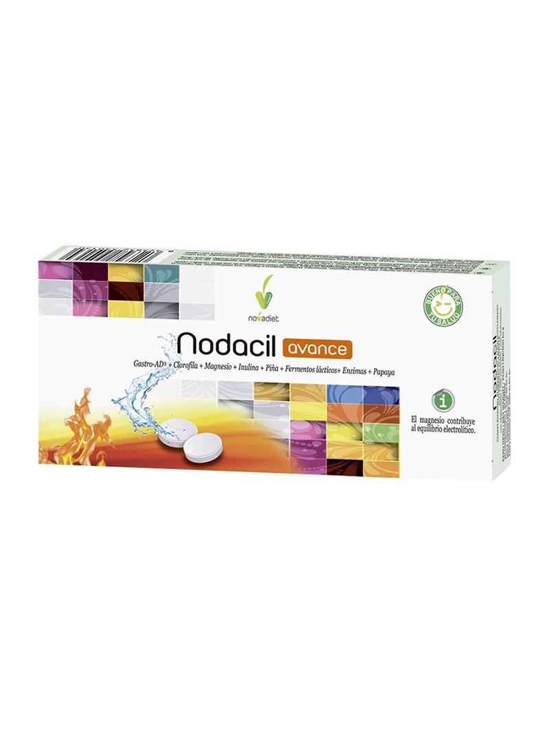 Nodacil Avance • Novadiet • 30 comprimidos masticables
