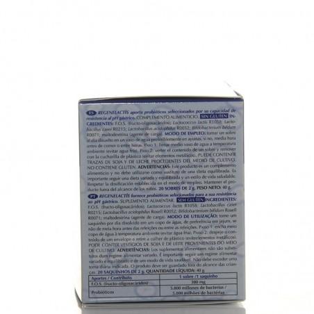 Regenelactis • Intersa • 20 sobres