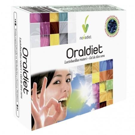 Oraldiet • Novadiet • 30 comprimidos masticables