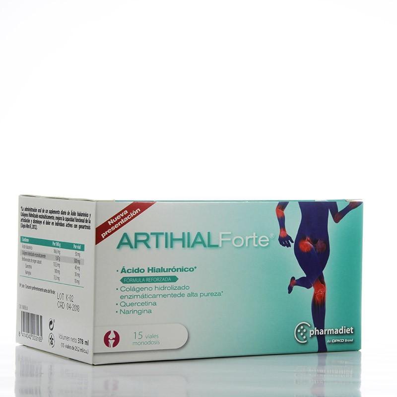 Artihial Forte · Pharmadiet · 15 viales
