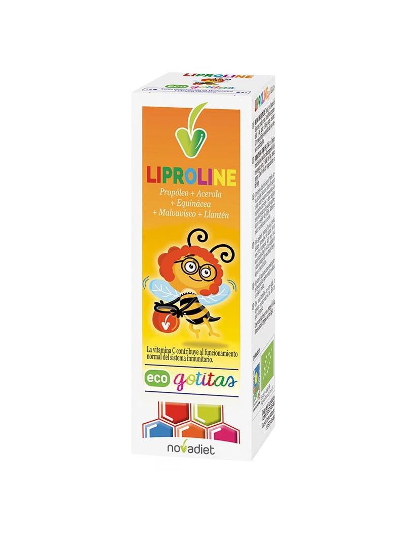 Liproline Eco Gotitas infantil • Novadiet • 50 ml