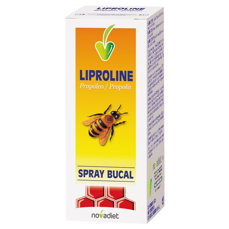 Liproline Spray Bucal • Novadiet • 15 ml