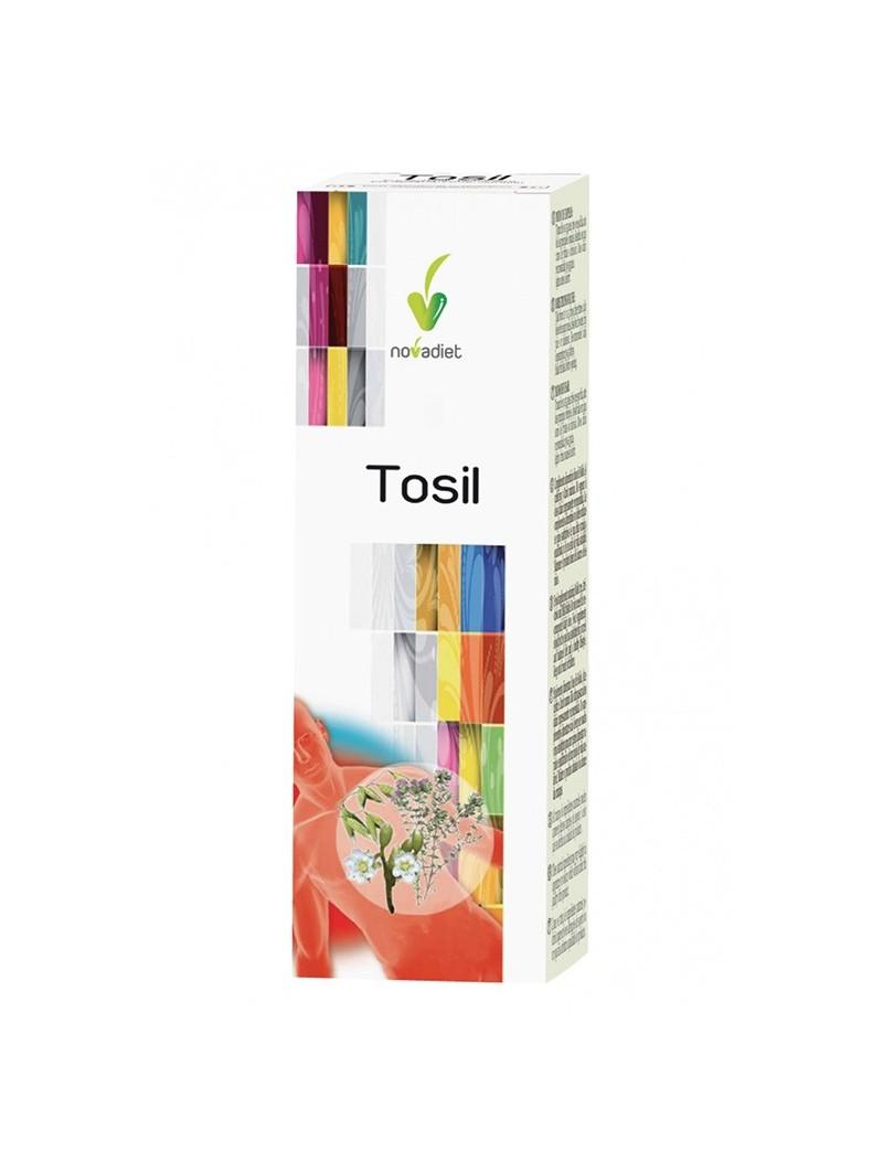 Tosil Extracto Drosera, Tomillo y Avena • Novadiet • 30 ml