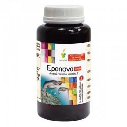 Epanova Plus aceite de pescado y Vit E • Novadiet • 90 cápsulas blandas