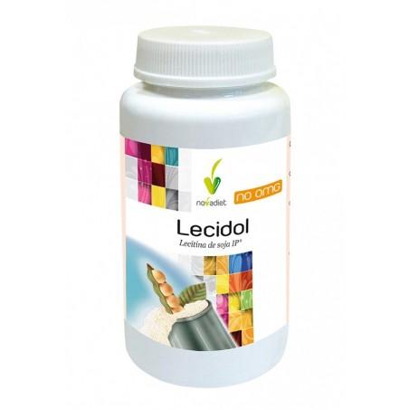 Lecidol cápsulas • Novadiet • 120 cápsulas blandas