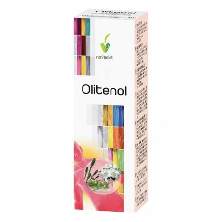 Olitenol Extracto Olivo, Cola caballo y Espino blanco • Novadiet • 30 ml