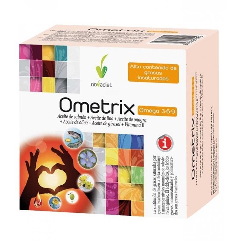 Ometrix 3-6-9 • Novadiet • 60 cápsulas blandas