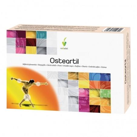 Osteartil Sulfato de Glucosamina • Novadiet • 20 viales