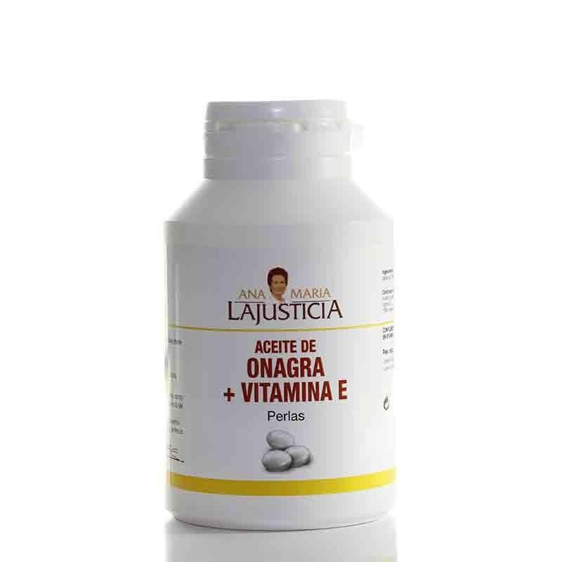 Aceite de onagra Ana Maria Lajusticia 300 Perlas