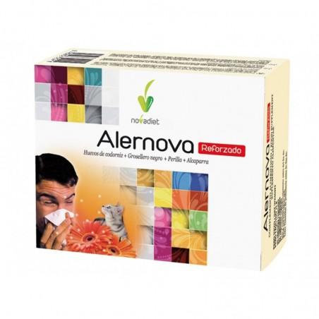 Alernova Reforzado • Novadiet • 30 cápsulas vegetales
