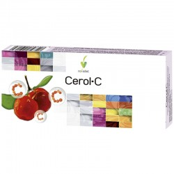 Cerol Vitamina C • Novadiet • 30 comprimidos