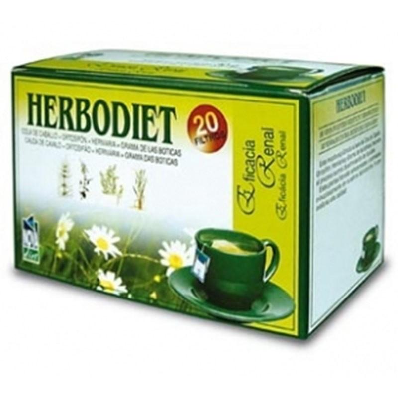 Herbodiet Eficacia Renal • Novadiet • 20 bolsitas