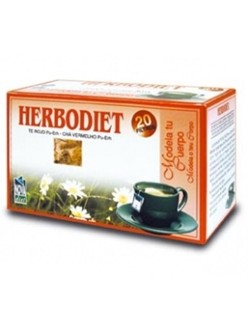 Herbodiet Modela tu Cuerpo • Novadiet • 20 bolsitas