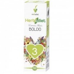 Herbodiet Extracto Fluido Boldo • Novadiet • 50 ml