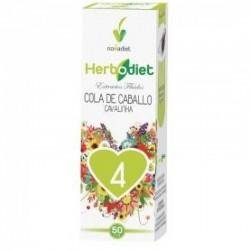Herbodiet Extracto Fluido Cola de Caballo • Novadiet • 50 ml