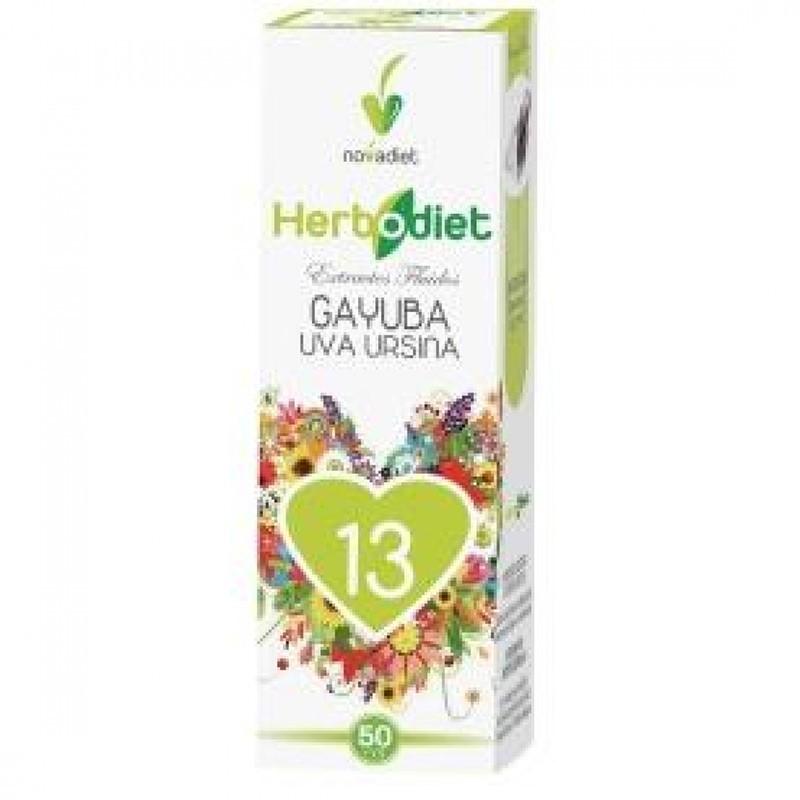 Herbodiet Extracto Fluido Gayuba • Novadiet • 50 ml