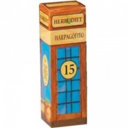 Herbodiet Extracto Fluido Harpagofito • Novadiet • 50 ml