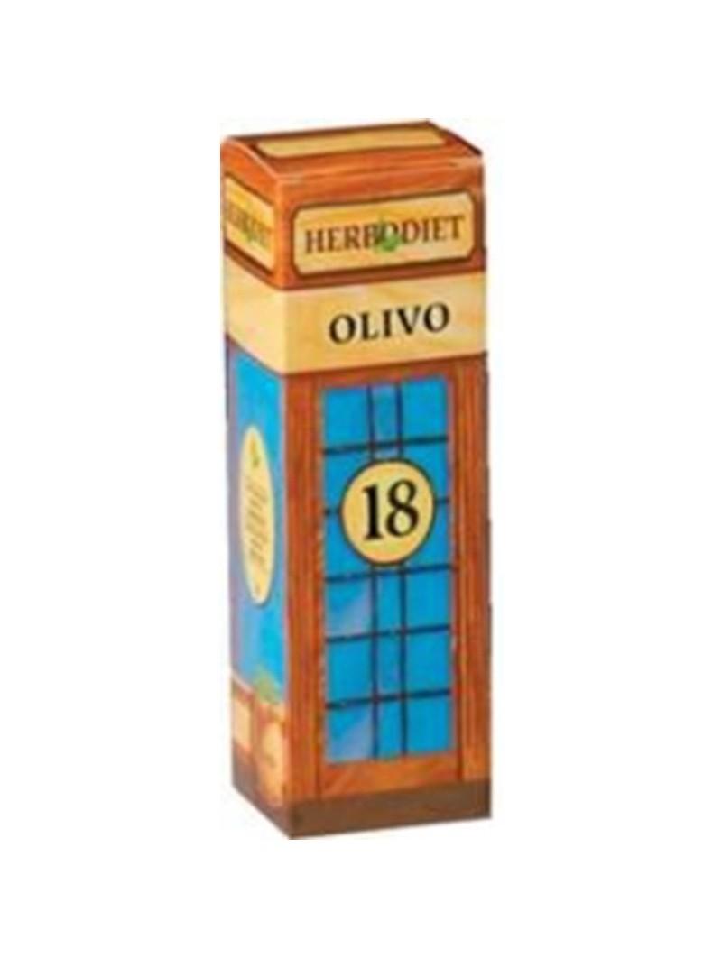Herbodiet Extracto Fluido Olivo • Novadiet • 50 ml