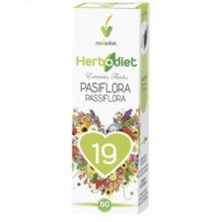 Herbodiet Extracto Fluido Pasiflora • Novadiet • 50 ml