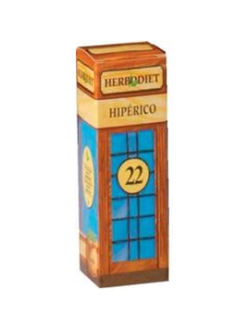 Herbodiet Extracto Fluido Hipérico • Novadiet • 50 ml