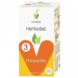 Herbodiet Harpagofito • Novadiet • 60 comprimidos
