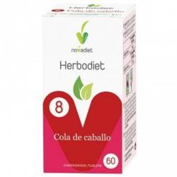 Herbodiet Cola de Caballo • Novadiet • 60 comprimidos