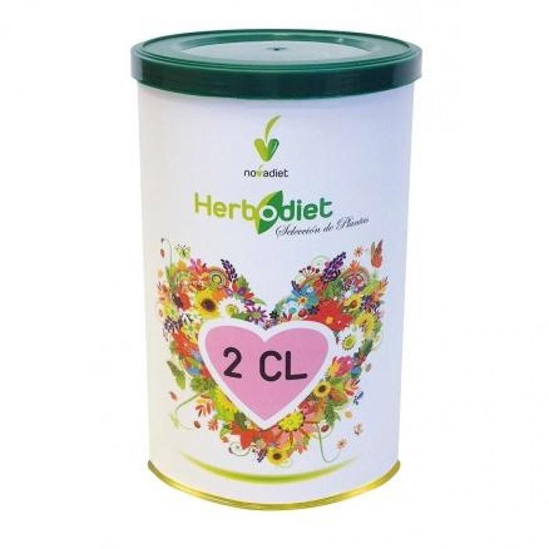 Herbodiet CL-2 Rusco • Novadiet • 80 gr