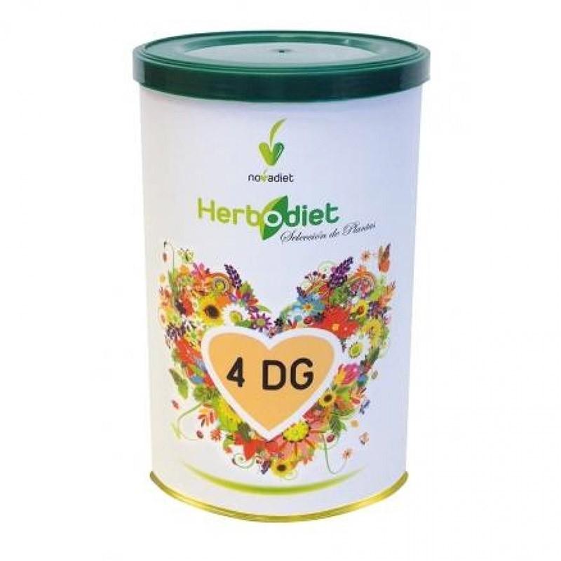 Herbodiet DG-4 Hinojo • Novadiet • 80 gr