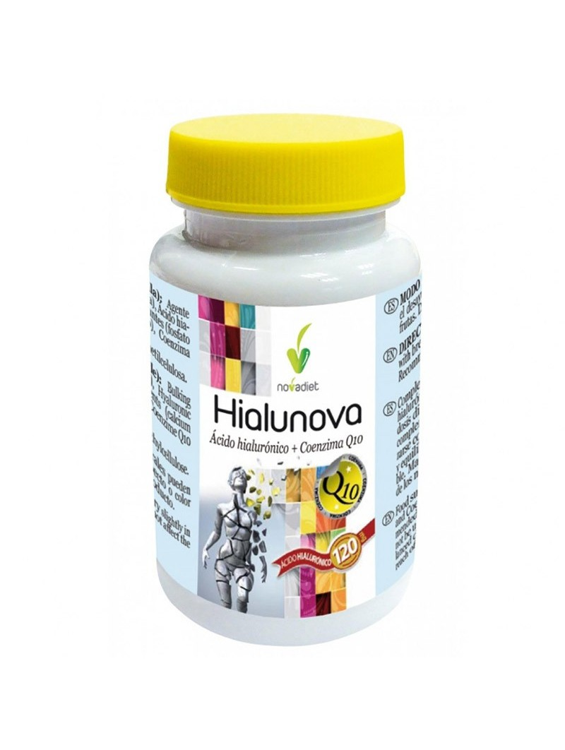 Hialunova • Novadiet • 30 cápsulas