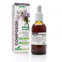 COMPOSOR 6 - ELEUTHERO COMPLEX • Soria Natural • 50 ml