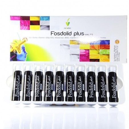 Fosdolid Plus Viales · Novadiet · 20 ampollas