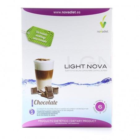Batido Light Nova Chocolate • Novadiet • 35 g