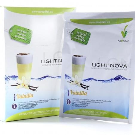 Batido Light Nova Vainilla • Novadiet • 6 sobres