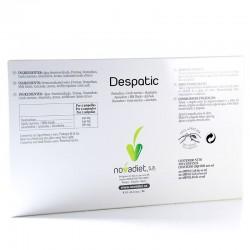 Despatic • Novadiet • 20 ampollas