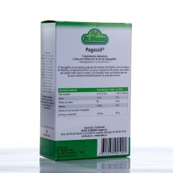 Pagosid • Dr.Dunner • 80 comprimidos