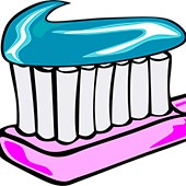 ☞ Higiene bucal